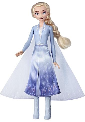 Hasbro Anziehpuppe »Die Eiskönigin II, Lichtzauber Elsa« kaufen