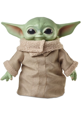 Mattel® Plüschfigur »Star Wars The Child, 28 cm«, Yoda Spezies aus The Mandalorian kaufen