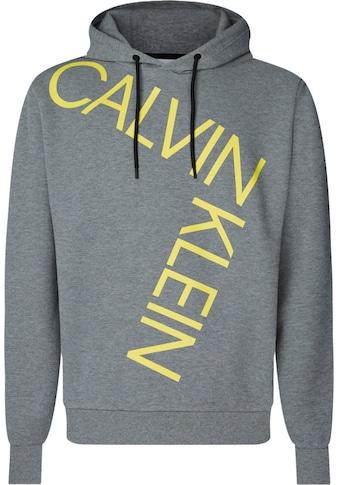 Calvin Klein Kapuzensweatshirt »BOLD LOGO RELAX HOODIE« kaufen