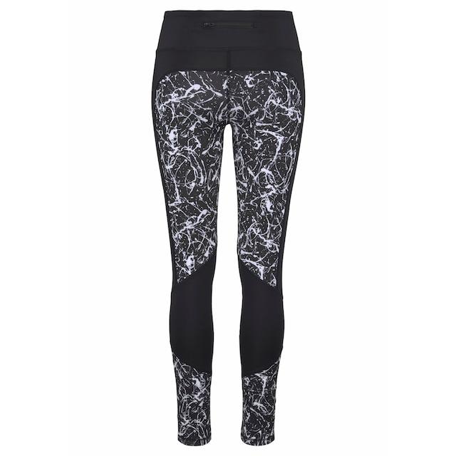 LASCANA ACTIVE Leggings »Splash«