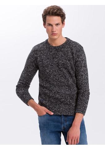 Cross Jeans® Strickpullover »34220«, Grobstrick kaufen