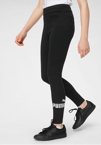 PUMA Leggings »ESSENTIAL LOGO LEGGINGS GIRLS« kaufen