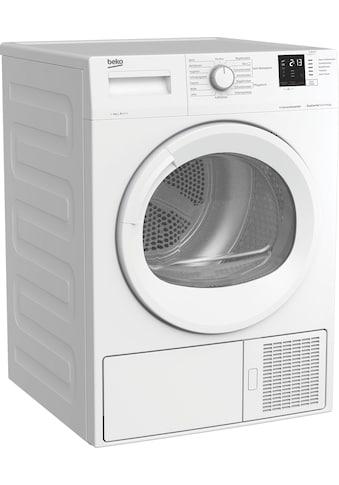 BEKO Wärmepumpentrockner »DS852GAV« kaufen
