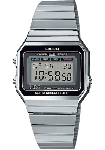 CASIO VINTAGE Chronograph »A700WE-1AEF« kaufen