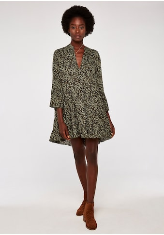 Apricot Druckkleid »Camo Look Print Tiered Dress«, mit tollem Druck kaufen