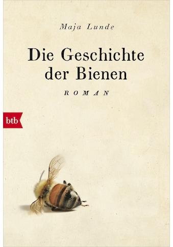 Buch »Die Geschichte der Bienen / Maja Lunde, Ursel Allenstein« kaufen
