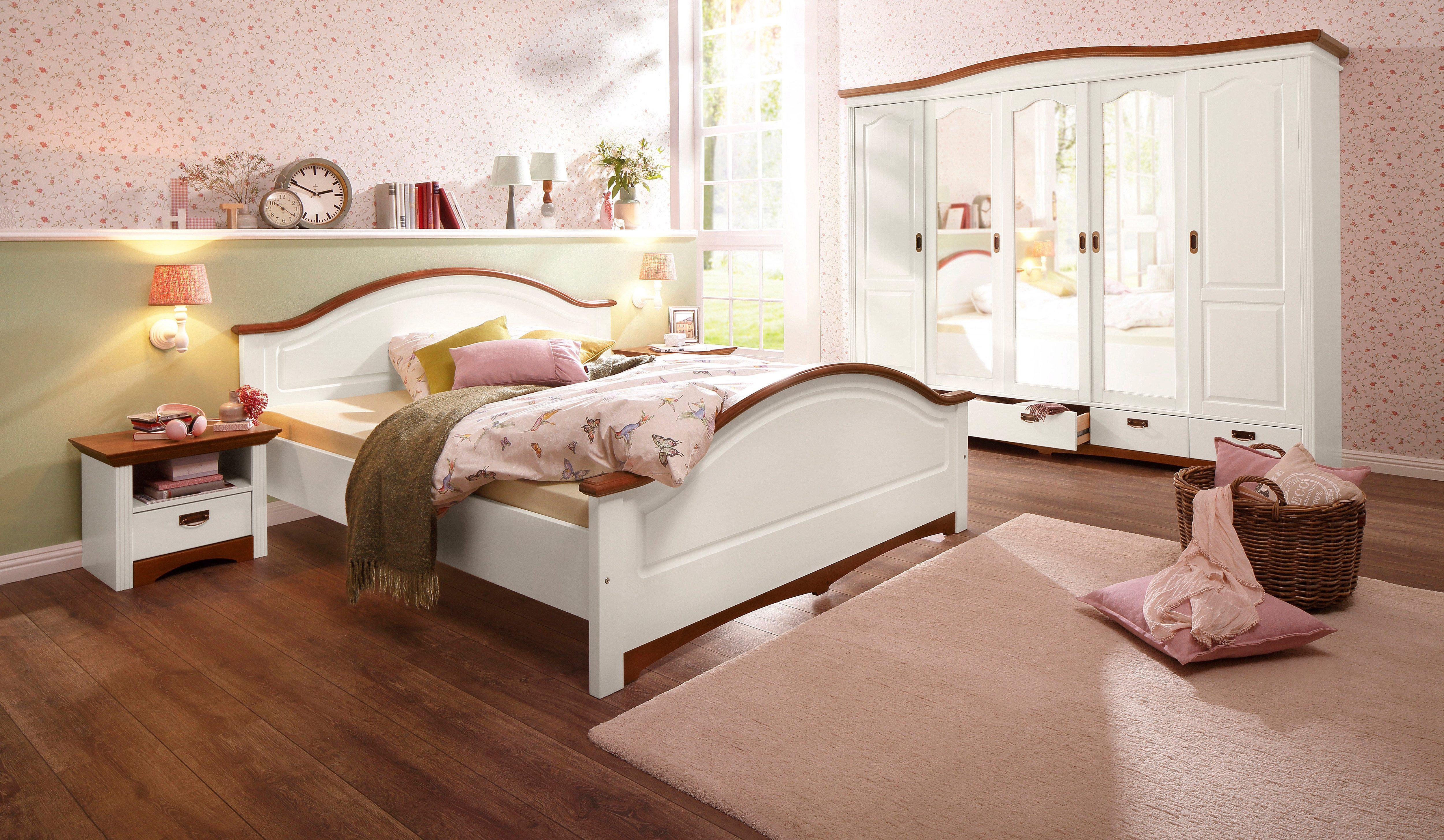 Schlafzimmer-Set (4-tlg.) »Serie Konrads« Kaufen Im OTTO