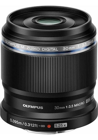 Olympus »M.Zuiko Digital ED 30 mm« Makroobjektiv kaufen