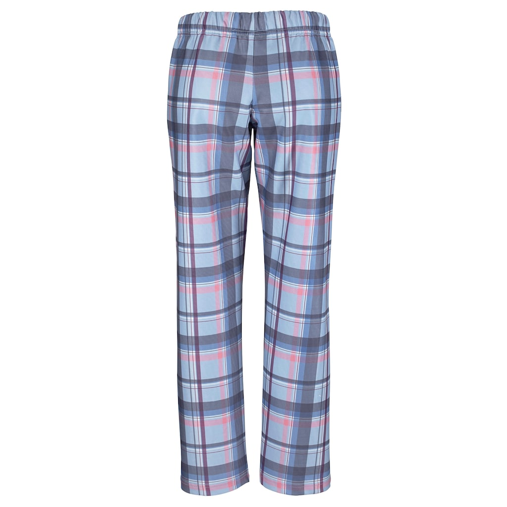 Arizona Pyjama, mit passenden Basicshirts