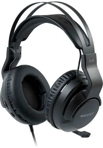 ROCCAT Gaming-Headset »Elo X Stereo - Gaming Headset für PC, Mac, Xbox, PlayStation & Mobilgeräte«, Mikrofon abnehmbar-Rauschunterdrückung kaufen