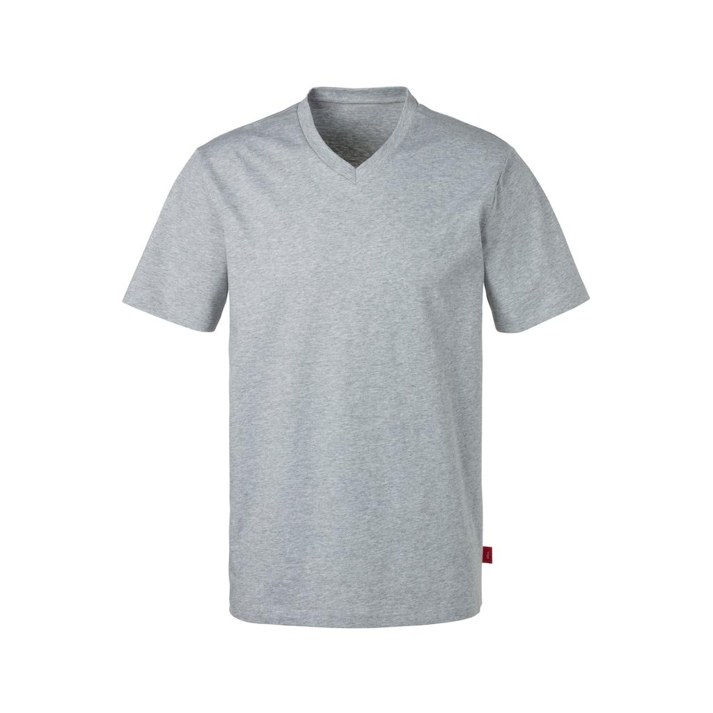 s.Oliver V-Shirt, in uni