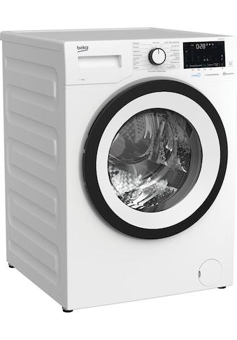 BEKO Waschmaschine »WMY81466ST1«, WMY81466ST1 kaufen