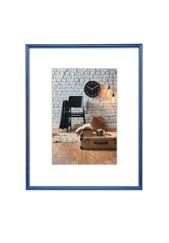 Hama Kunststoffrahmen Sevilla, Blau, Polystyrol, 21 x 29,7 cm »DIN A4« kaufen