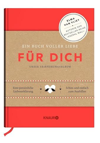 Buch »Für dich / Elma van Vliet, Ilka Heinemann, Matthias Kuhlemann« kaufen