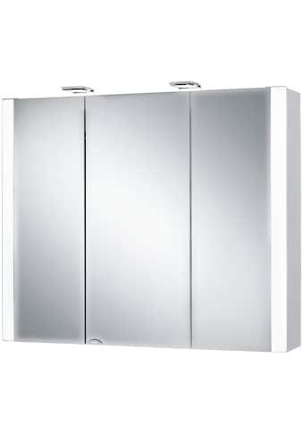 Jokey Spiegelschrank »Jarvis« Breite 80 cm, mit LED - Beleuchtung kaufen