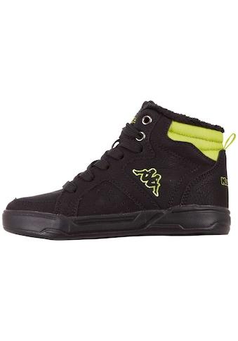 Kappa Sneaker »GRAFTON TEENS«, mit praktischem Reißverschluss an der... kaufen