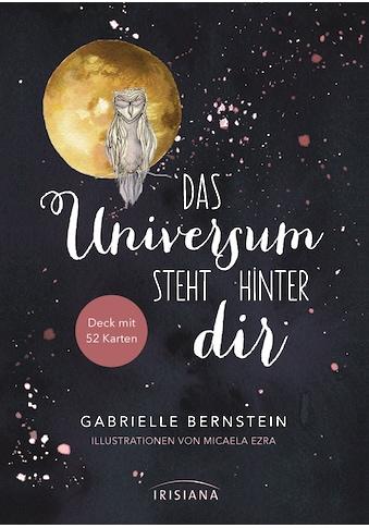 Buch »Das Universum steht hinter dir / Gabrielle Bernstein, Christina Knüllig« kaufen