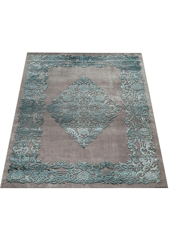 Paco Home Teppich »Theresa 020«, rechteckig, 16 mm Höhe, Kurzflor, Orient-Optik,... kaufen