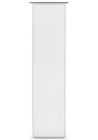 GARDINIA Schiebegardine »Flächenvorhang Stoff Basic«, HxB: 245x60 kaufen