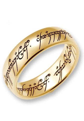 Der Herr der Ringe Goldring »Der Eine Ring - Gold, 10004073, 10004074, 10004075«, Made in Germany kaufen