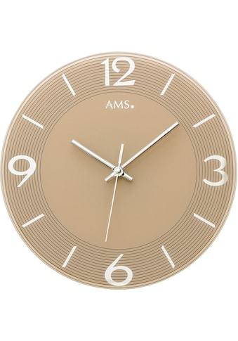 AMS Wanduhr »W9572« kaufen