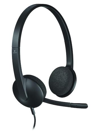 Logitech H340USB-Computer-Headset kaufen