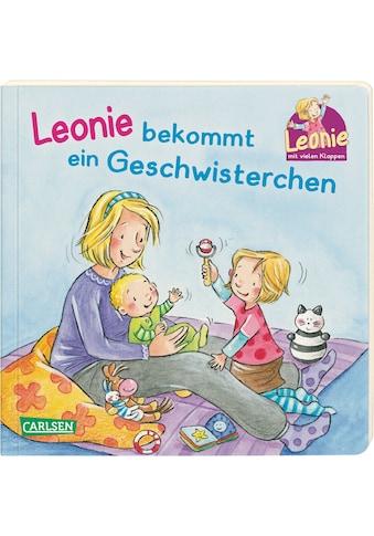Buch »Leonie: Leonie bekommt ein Geschwisterchen / Sandra Grimm, Steffie Becker« kaufen