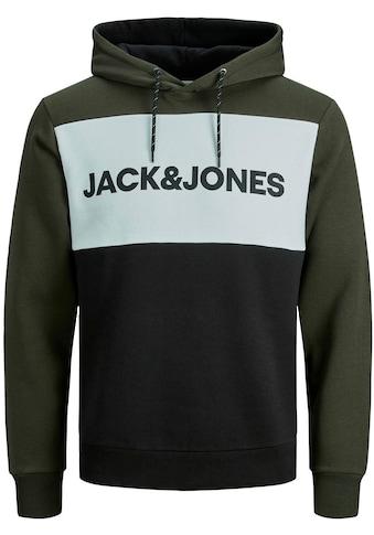 Jack & Jones Kapuzensweatshirt »LOGO BLOCKIN SWEAT HOOD« kaufen