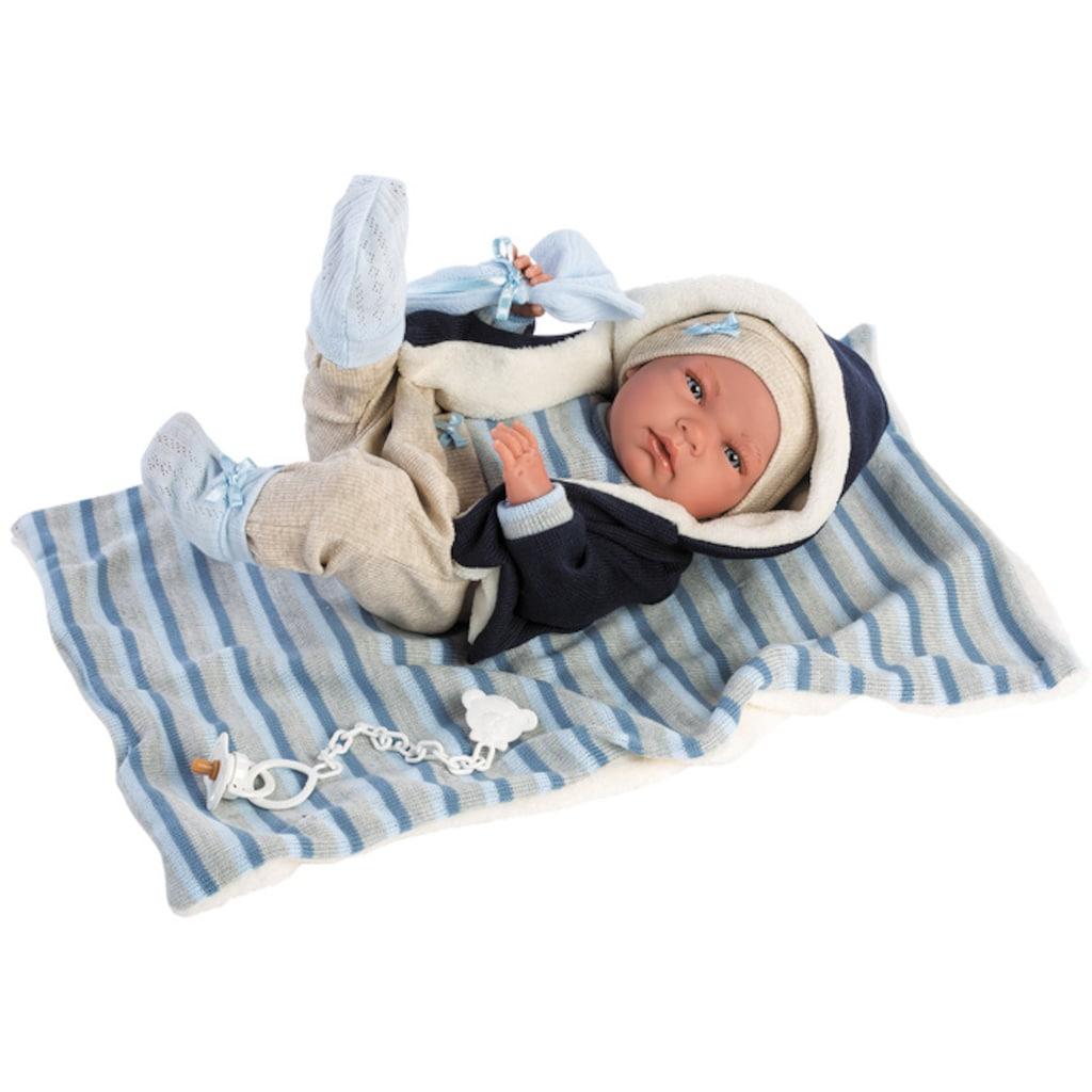Babypuppe »Llorens, Nico, 40cm«, Made in Europe
