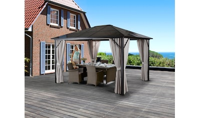 KONIFERA Pavillon »Aruba«, BxT: 300x400 cm kaufen
