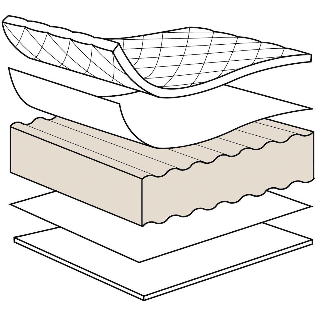 Julius Zöllner Kindermatratze »Compact Rollmatr.«, (1 St.), einfaches Handling