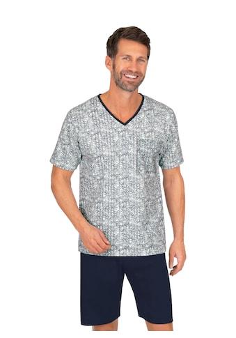 Trigema Schlafanzug, mit kurzer Hose kaufen