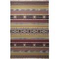 Esprit Teppich »Mahal«, rechteckig, 5 mm Höhe, reine Schurwolle, Wohnzimmer
