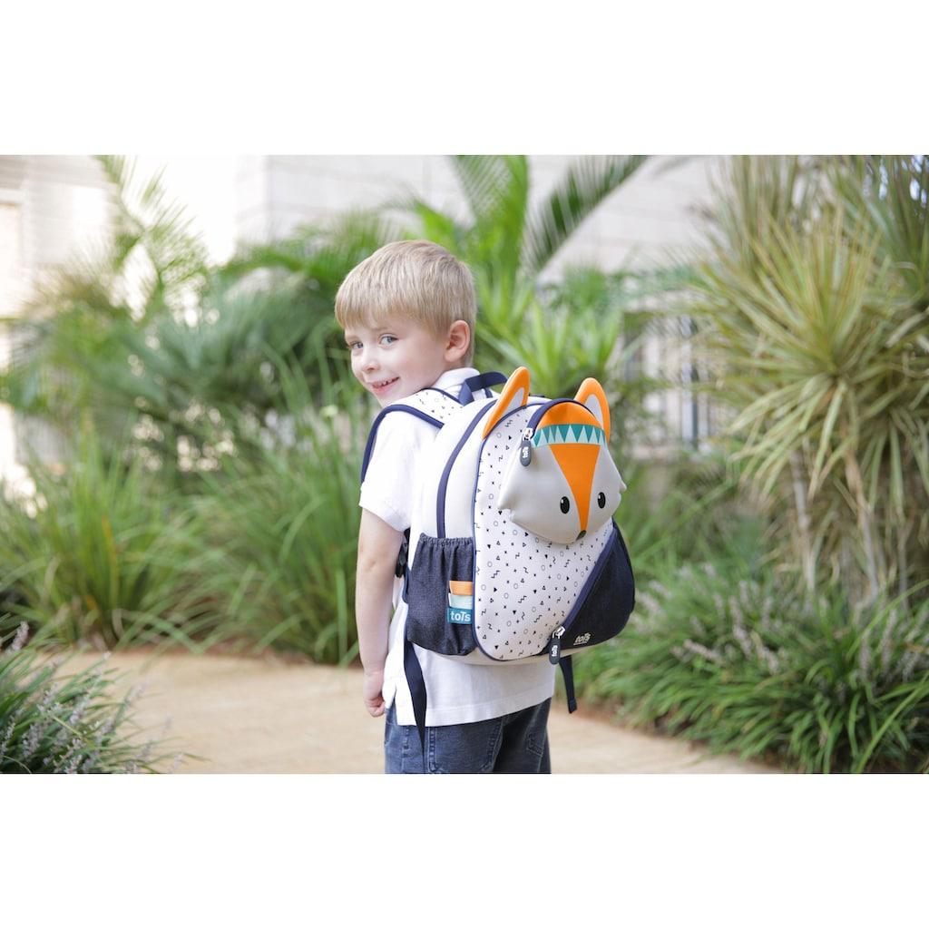 smarTrike® Kinderrucksack »toTs by SmarTrike® Fur-ever Fuchs, 30 cm«