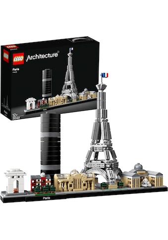 LEGO® Konstruktionsspielsteine »Paris (21044), LEGO® Architecture«, (649 St.), Made in... kaufen