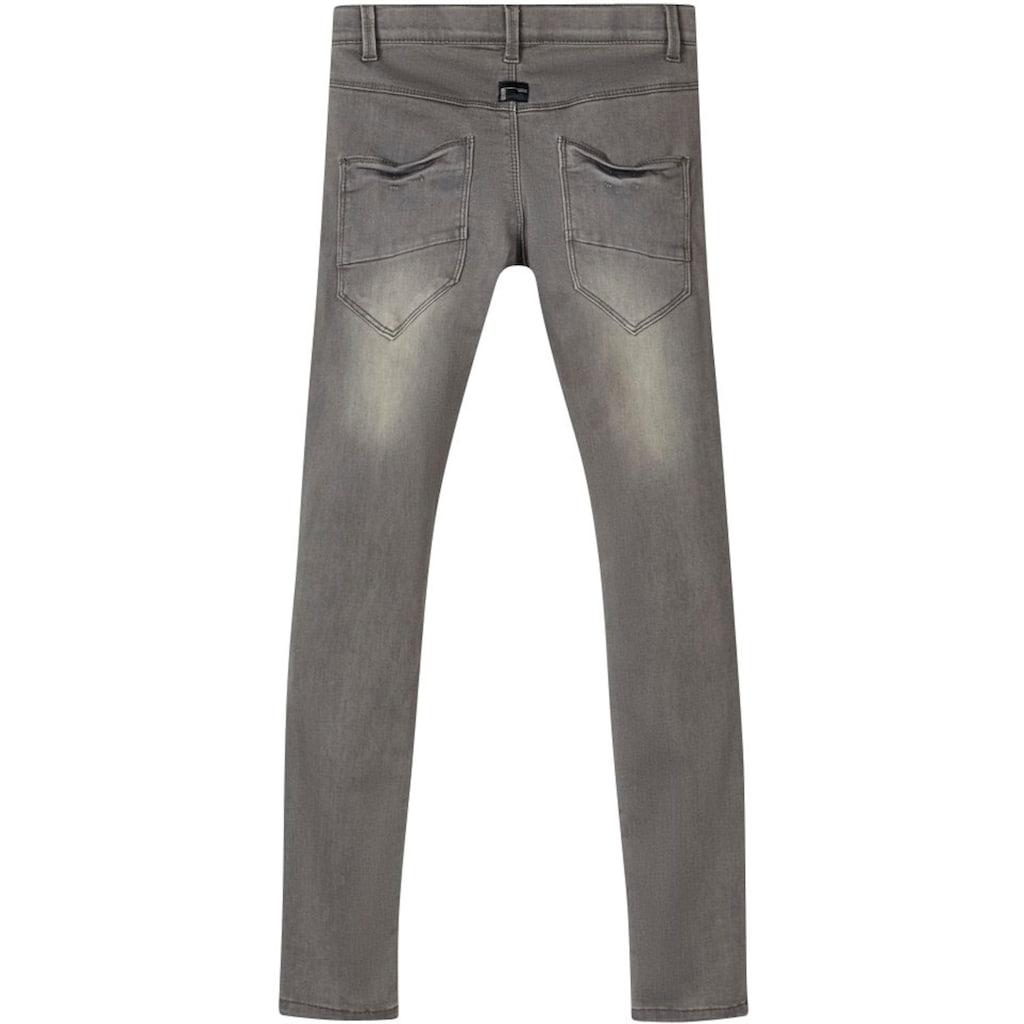Name It Slim-fit-Jeans »NITCLAS XSL/XSL DNM PANT«