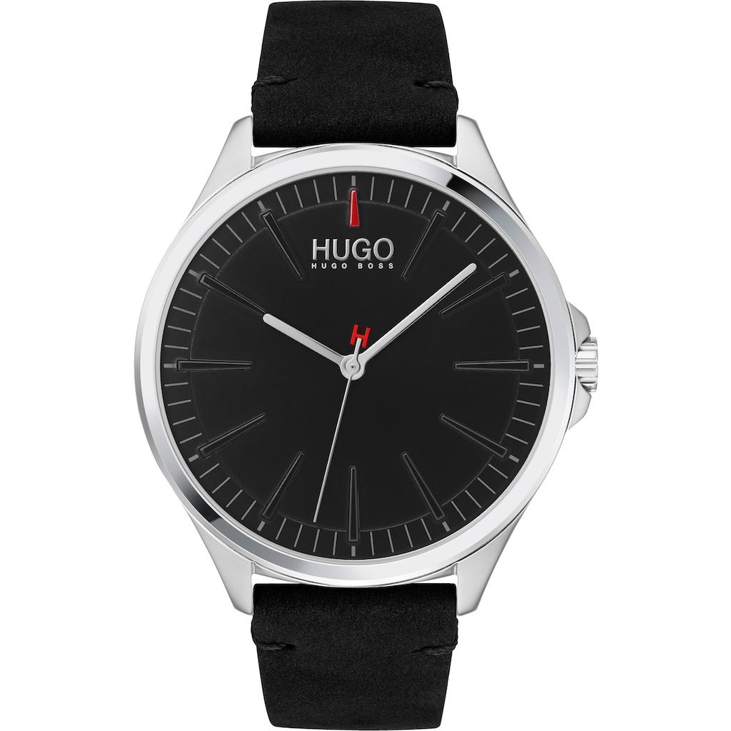 HUGO Quarzuhr »#SMASH, 1530133«