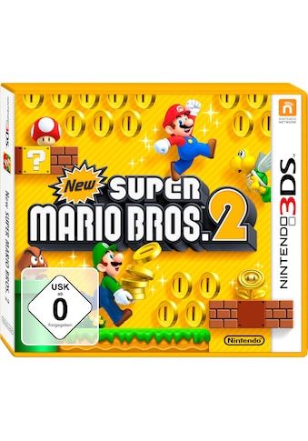 New Super Mario Bros. 2 Nintendo 3DS kaufen