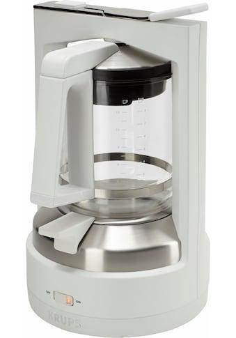 Krups Druckbrüh-Kaffeemaschine »KM4682 T 8.2«, Permanentfilter kaufen