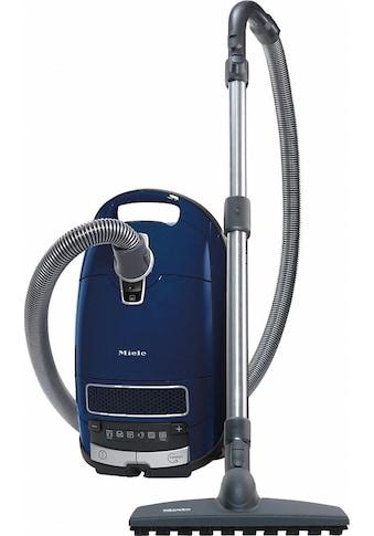 Bodenstaubsauger, Miele, »Complete C3 Parquet EcoLine  -  SGSP3 mit Beutel  -  Marineblau« kaufen