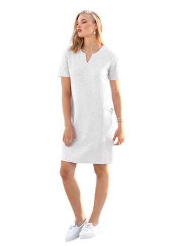 Anna Aura Abendkleid »Kleid mit 3/4 - Arm aus 100% Leinen« kaufen