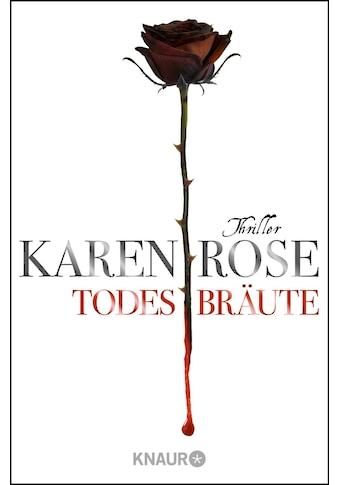 Buch »Todesbräute / Karen Rose, Kerstin Winter« kaufen