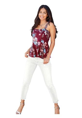 Classic Inspirationen Shirttop in weich fließender Single - Jersey - Qualität kaufen