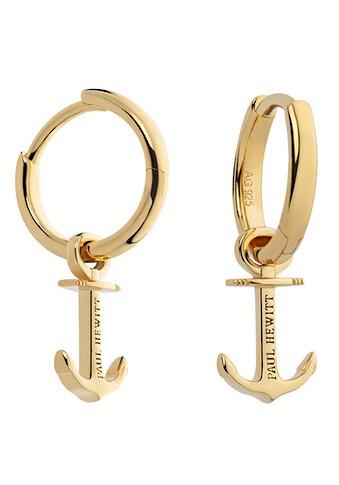 PAUL HEWITT Paar Creolen »Anchor, PH003112«, mit abnehmbaren Einhängern kaufen