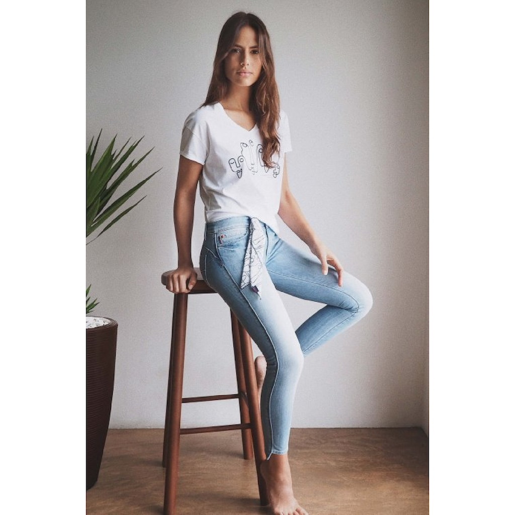 Salsa Push-up-Jeans »Push up«