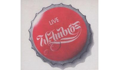 Musik-CD »Live-Remastered / Ambros,Wolfgang« kaufen