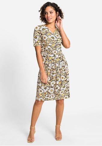 Olsen Sommerkleid, mit Blumenprint kaufen