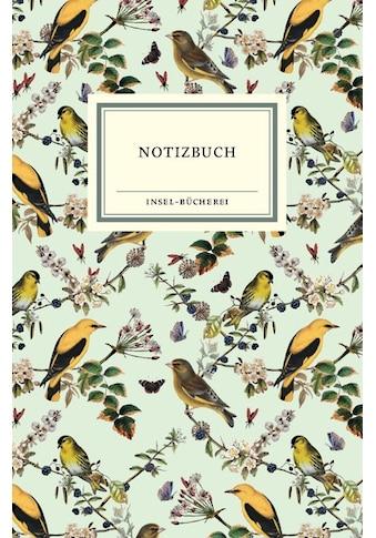 Buch Notizbuch / Insel Verlag kaufen