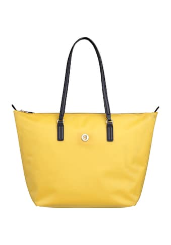 TOMMY HILFIGER Shopper »POPPY TOTE«, in schlichter Optik kaufen