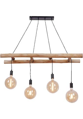 Home affaire Hängeleuchten »EDGAR«, E27, 1 St., Deckenlampe im modernen Industrial... kaufen